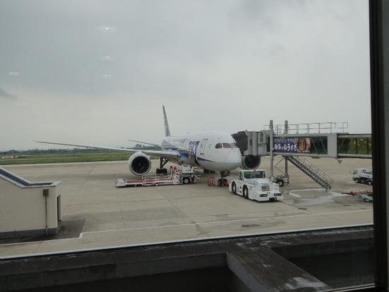 米子鬼太郎空港→羽田.JPG